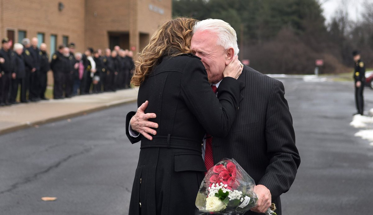 Sheriff Gould says farewell in final day of service (video)