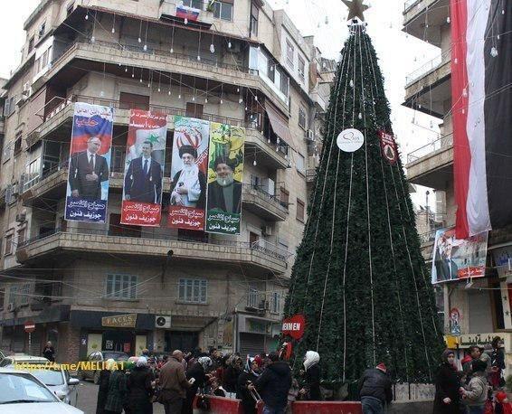 Через Сирию прошло 68 000 военнослужащих