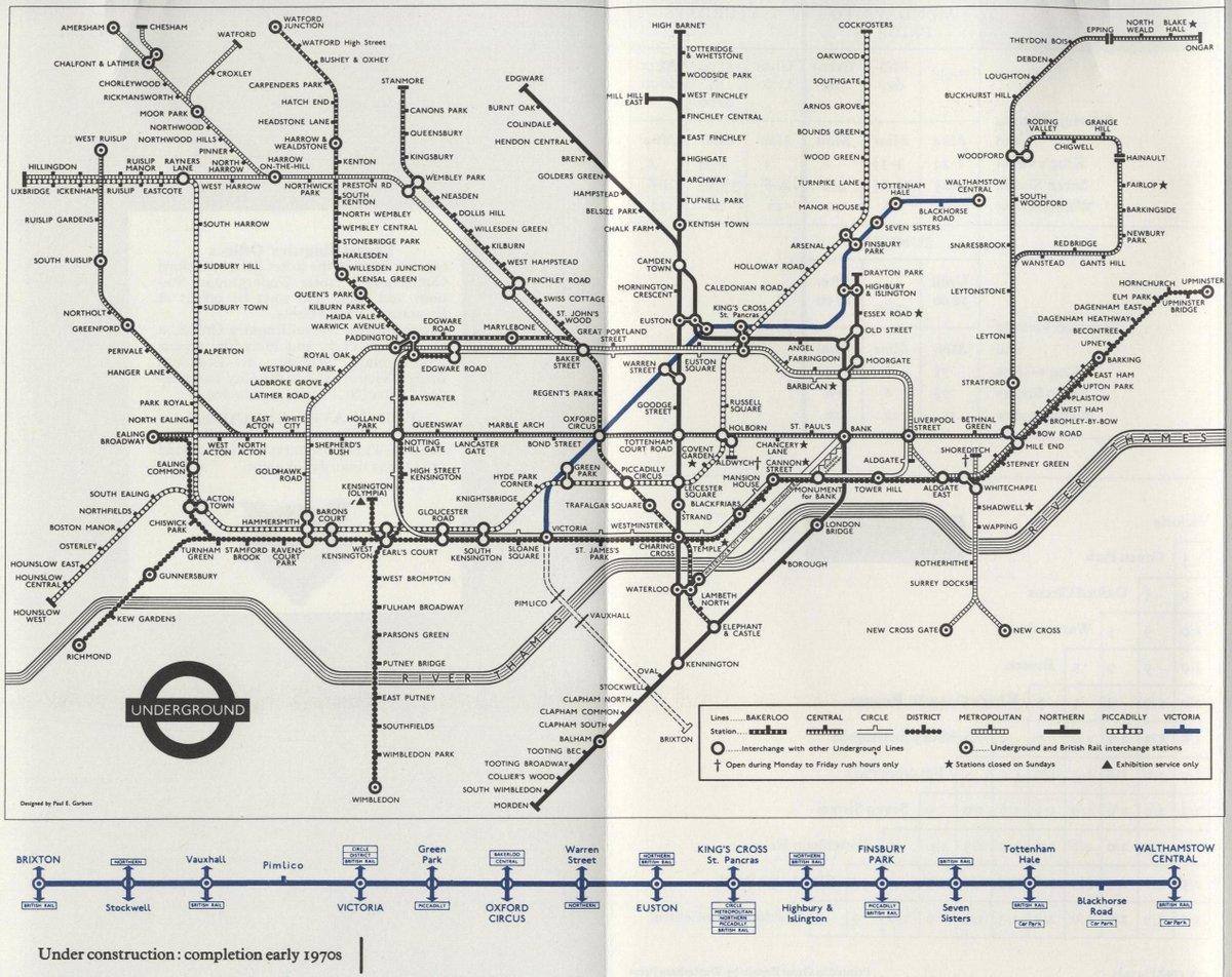 Dvxru3CWwAA t8B - The Victoria Line's really big 50th birthday! #2