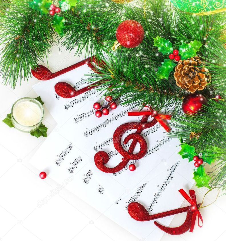 Картинки с новым годом для музыкантов