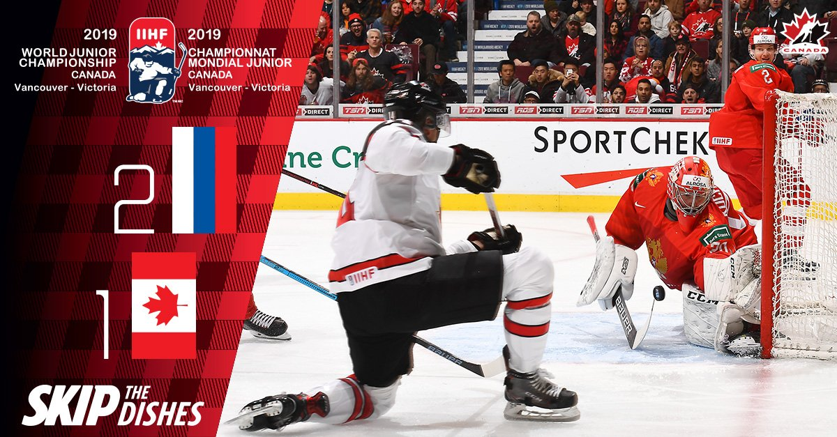 Worldjuniors On Twitter Game Over Pushes Late But Drops A