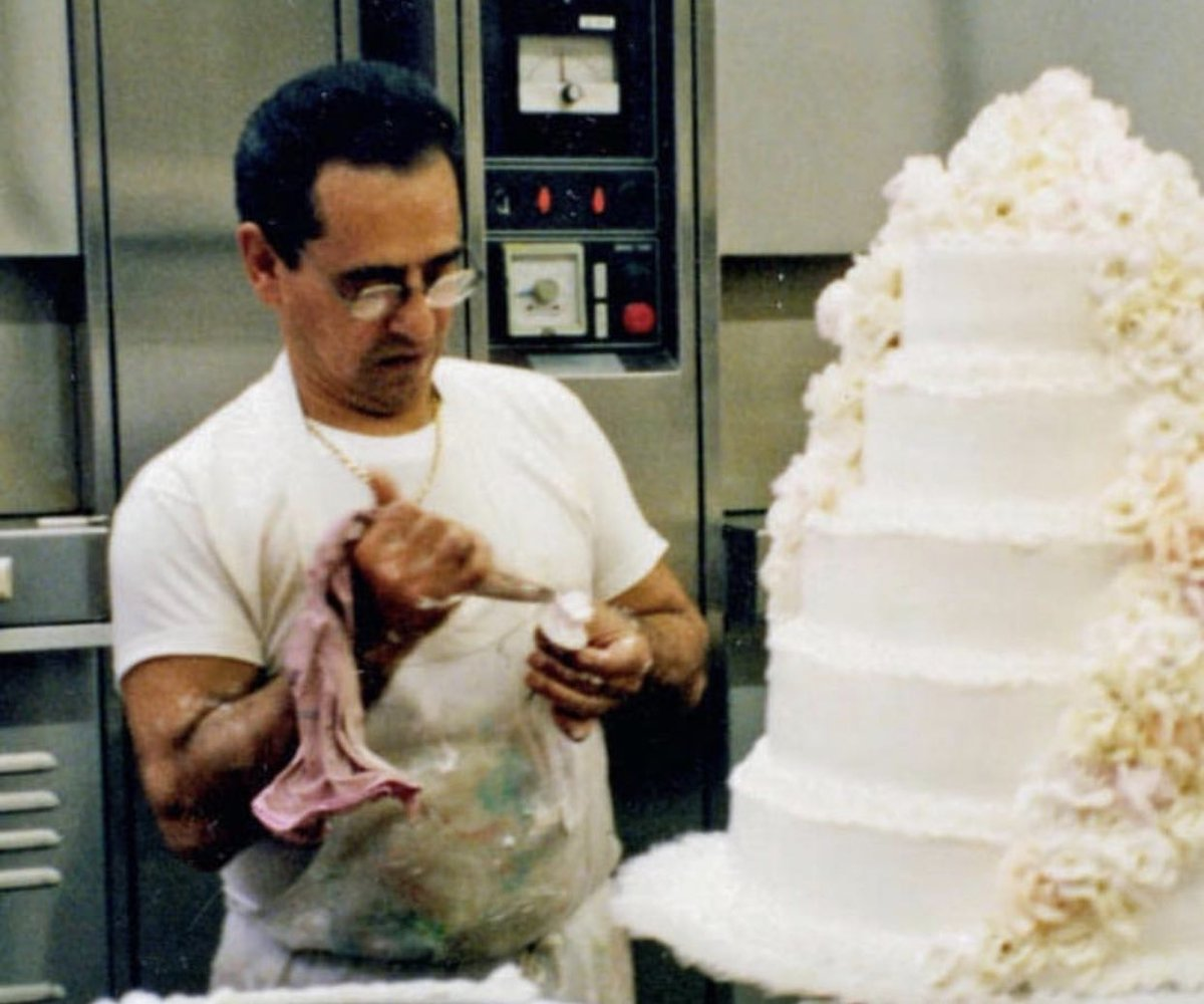 Buddy Valastro On Twitter Today I Want Remember The Real Cake Boss
