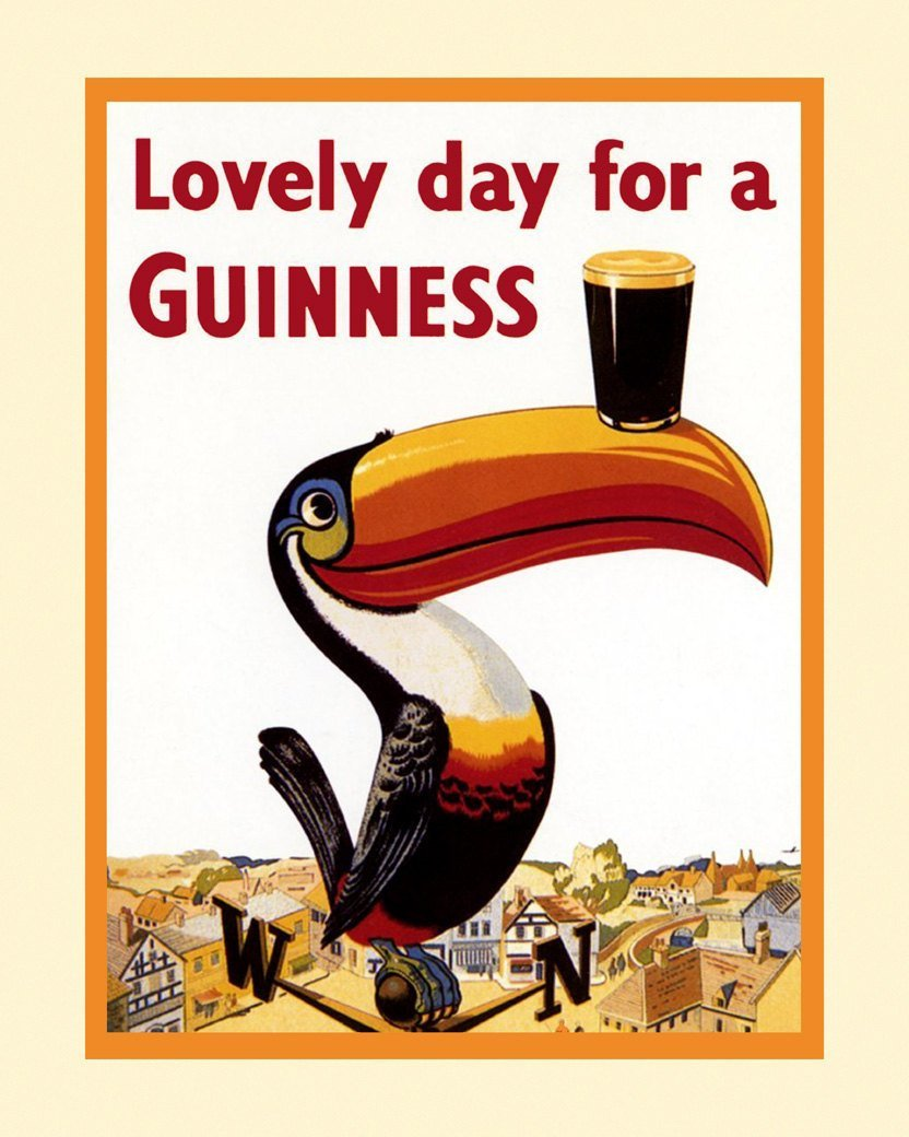 "Guinness Toucan Mascot Tattoo: Bob Flynn On Twitter: ""Toucan Sam Was Designed By Manuel R"