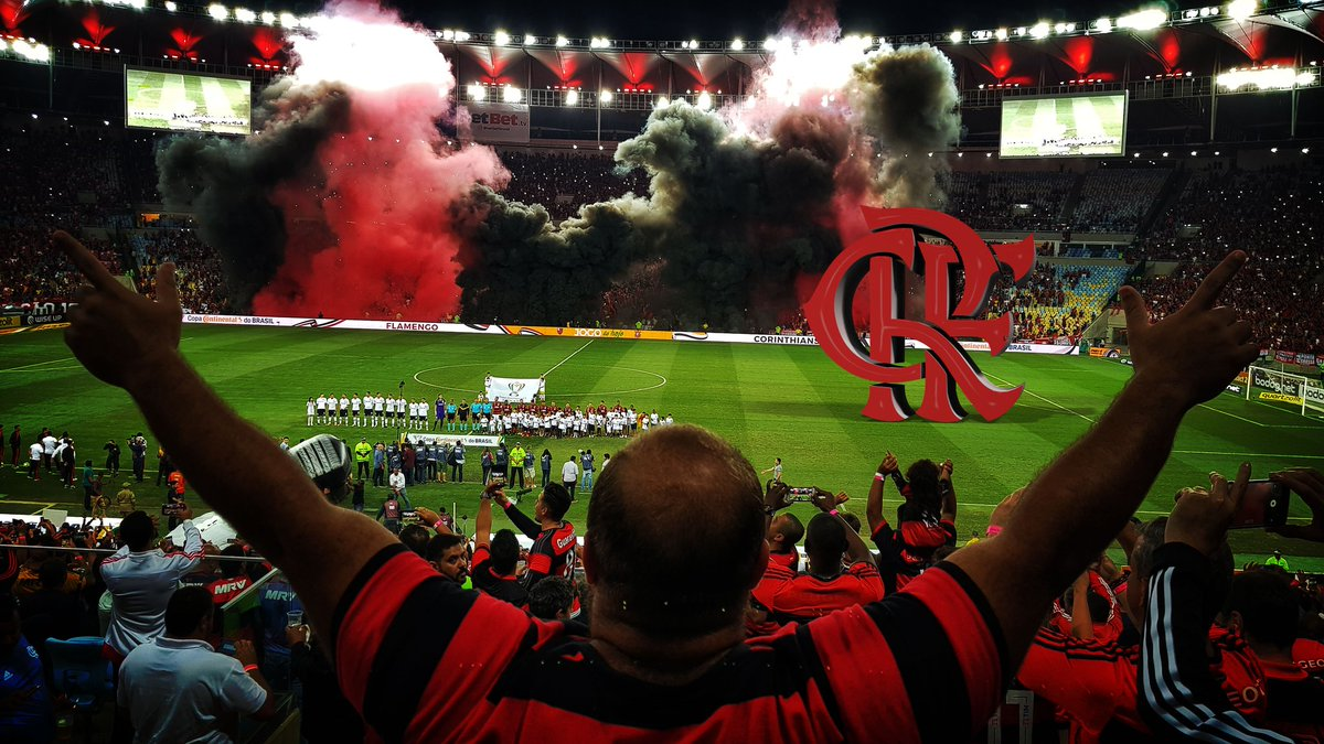 f3a07dbfc8497 Flamengo on Twitter