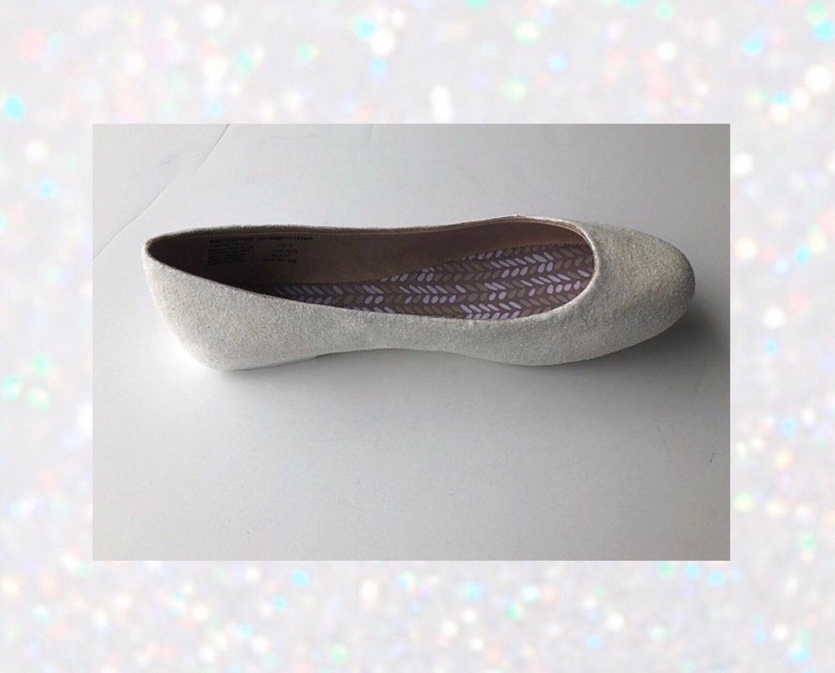 bb041da17 Excited to share this item from my  etsy shop  Women s Custom White  Glittered Ballet Flats JCoDanseur Shoes  Free Shipping   shoes  women   white  wedding ...