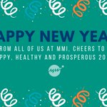 Image for the Tweet beginning: Happy New Year! We hope