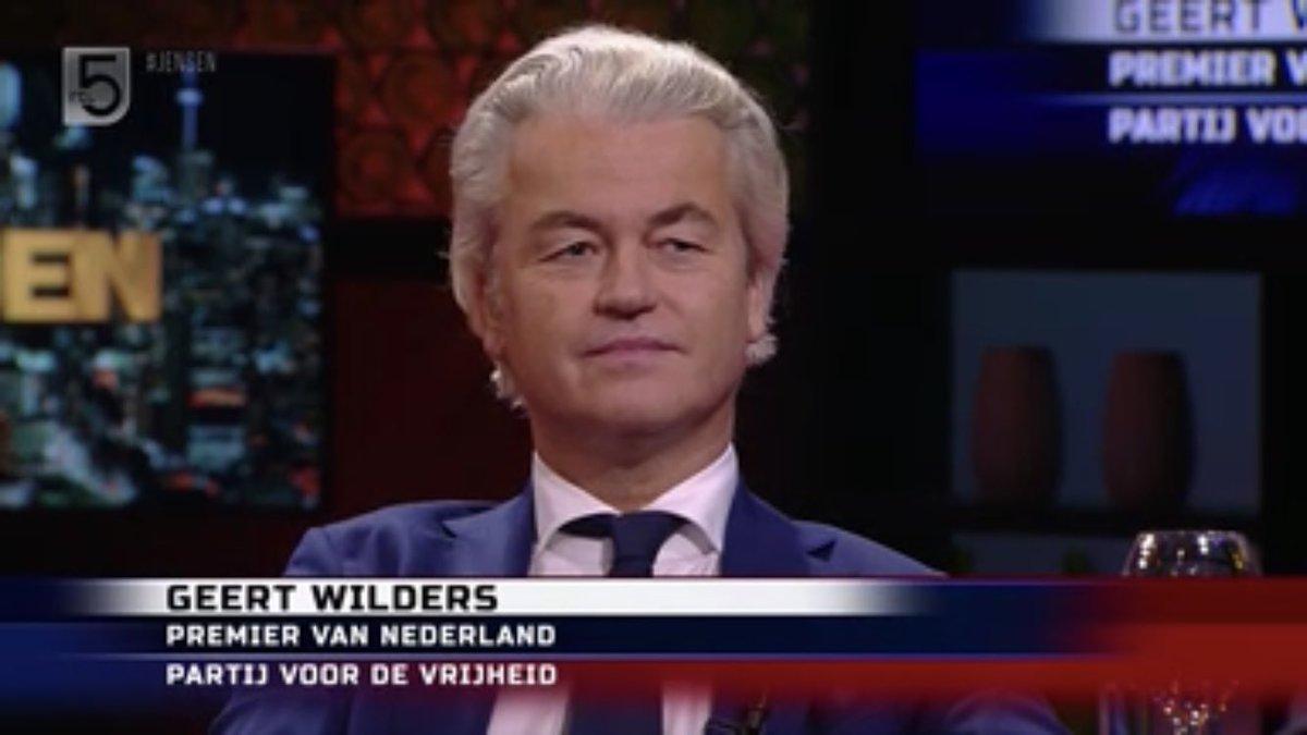 Léon de Jong's photo on Wilders