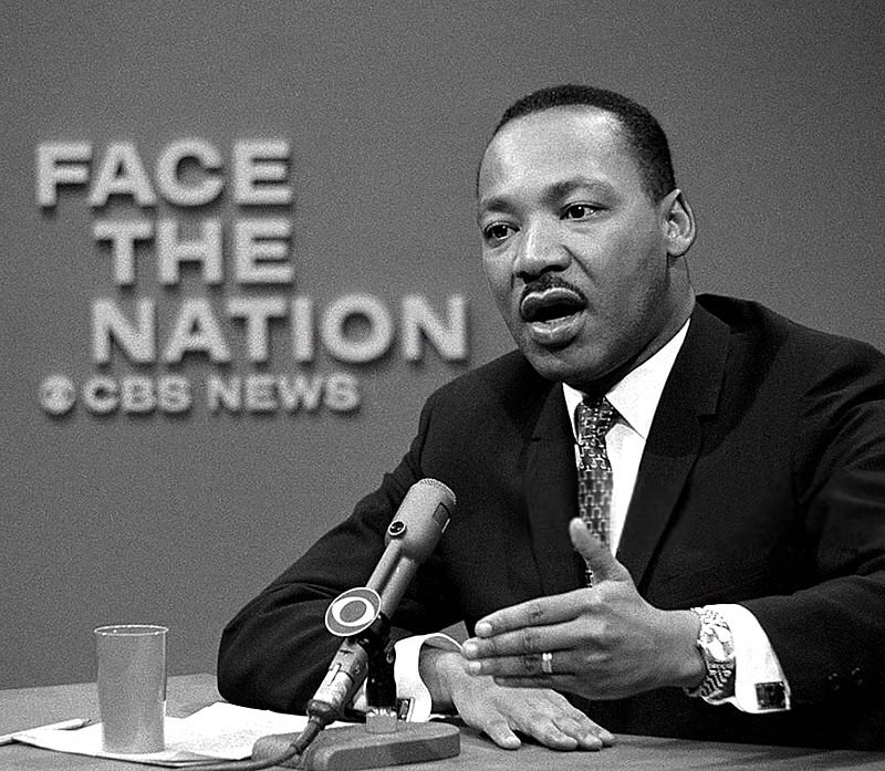 #OnThisDay a hero is born: HBD Martin Luther King (January 15, 1929) and on his wrist, a Rolex Datejust that some have said was gifted by the company. Check out the story on #MLK and his watches: https://www.mensjournal.com/gear/two-very-different-watches-worn-by-dr-martin-luther-king-jr/… #Rolex #datejust #rolexdatejust #martinlutherking #USA #OTD