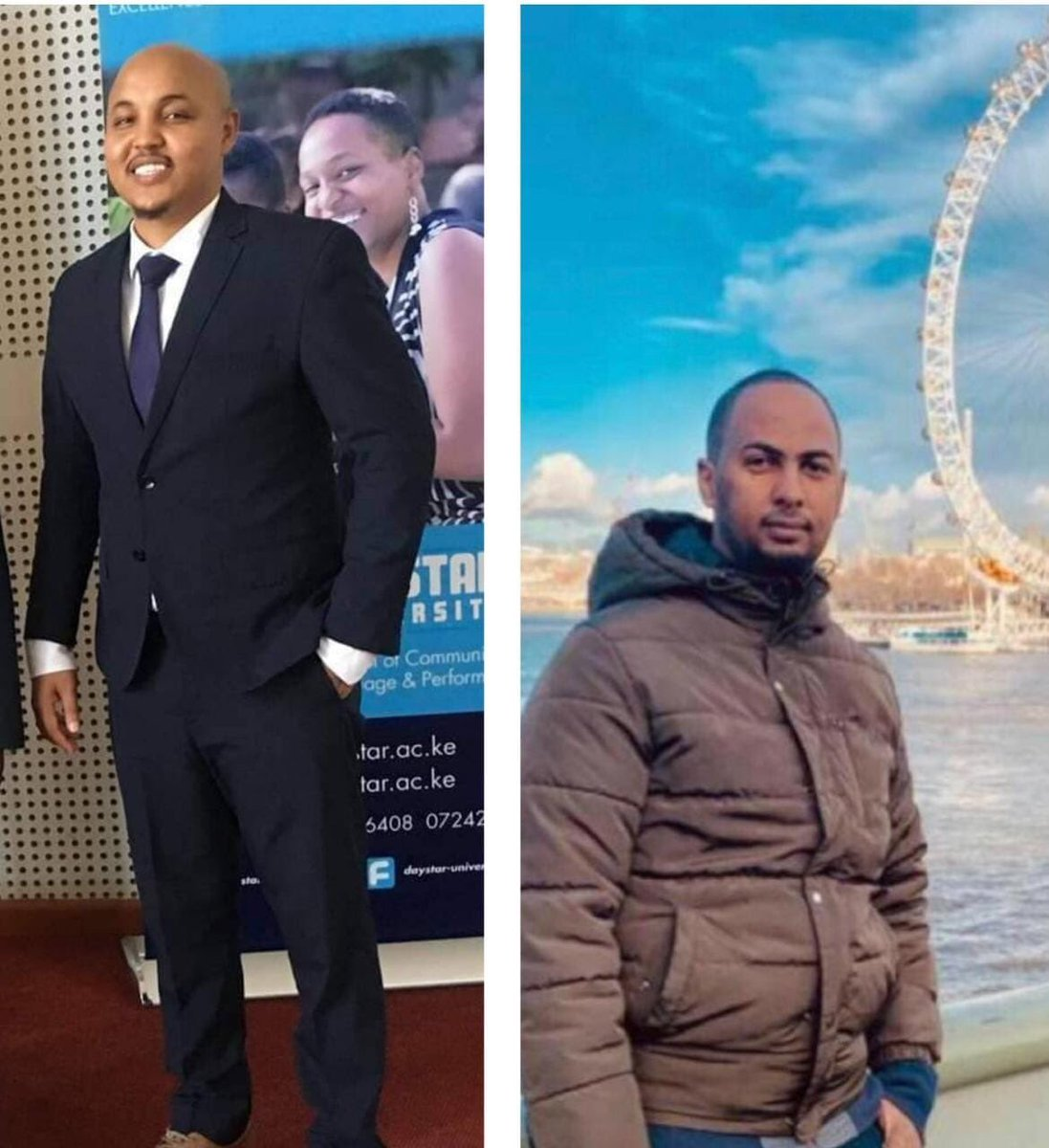 Abdallah Works For International NGO Adam Smith Was Having Lunch With His Best Friend Feisal Ahmed When Alshabaab Militants Sprayed Bullets At Their Table