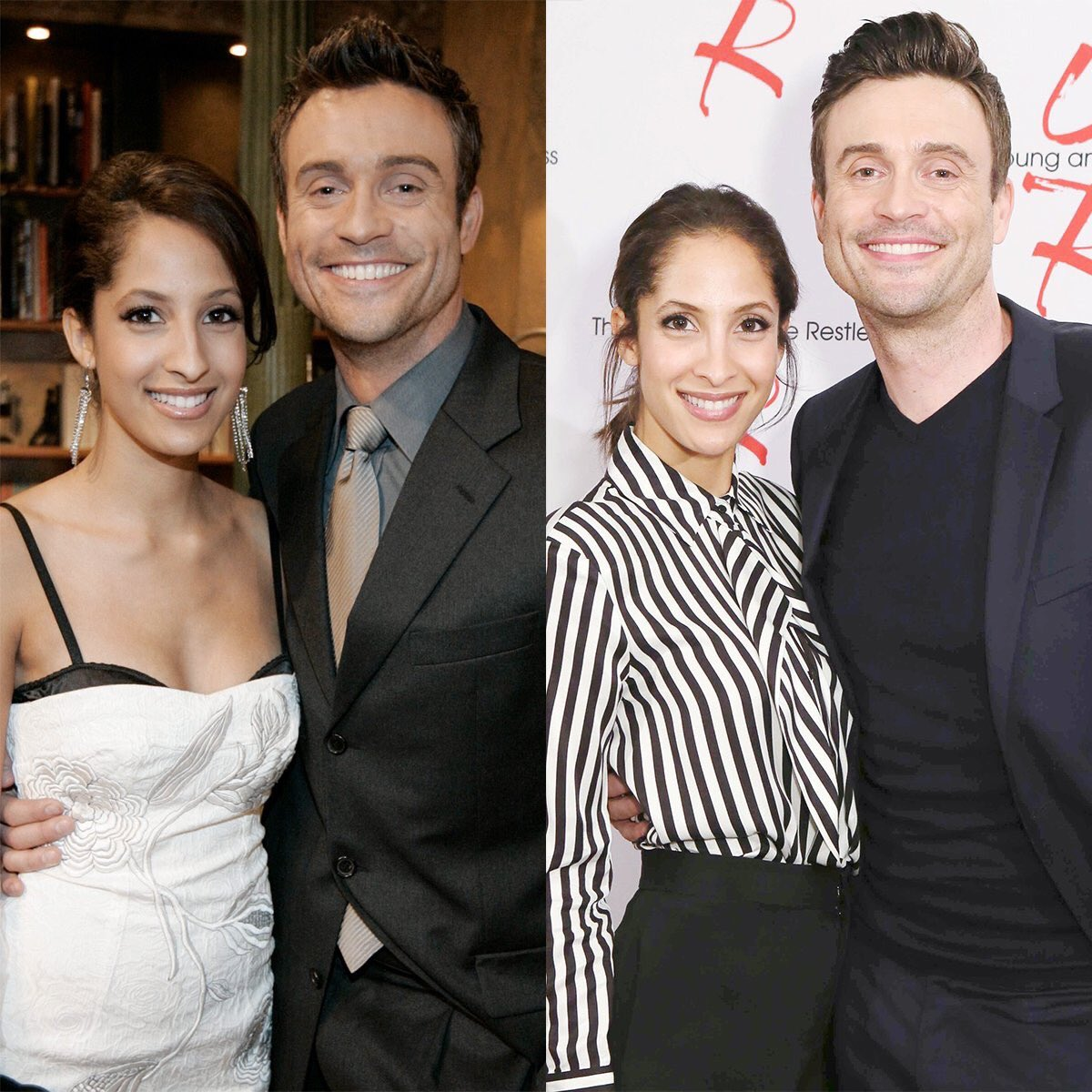 So... here's the #10yearchallenge ... #Lane style. ❤️#yr