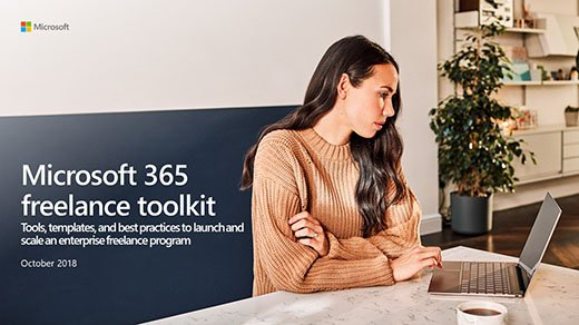 Microsoft 365 Freelance Toolkit is here! Checkout how to piece together products within Microsoft for a comprehensive solution! http://ow.ly/81E730nj7JC #microsoft365 #freelance #microsoftfreelance #office365 #freelancetoolkit