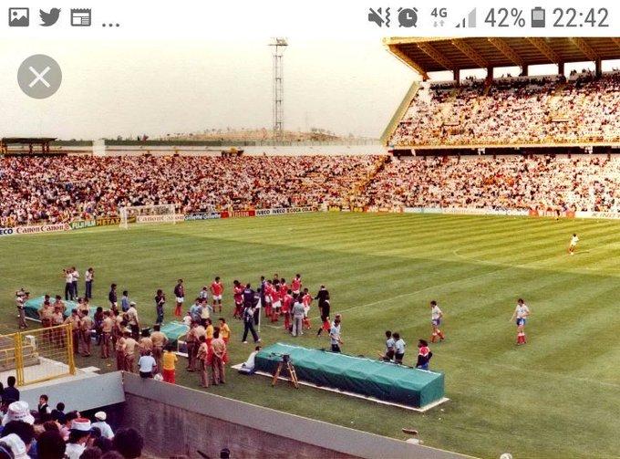En 1982 en Zorrilla teníamos el JAR (jeque-arbitraje) y funcionaba perfectamente . Foto