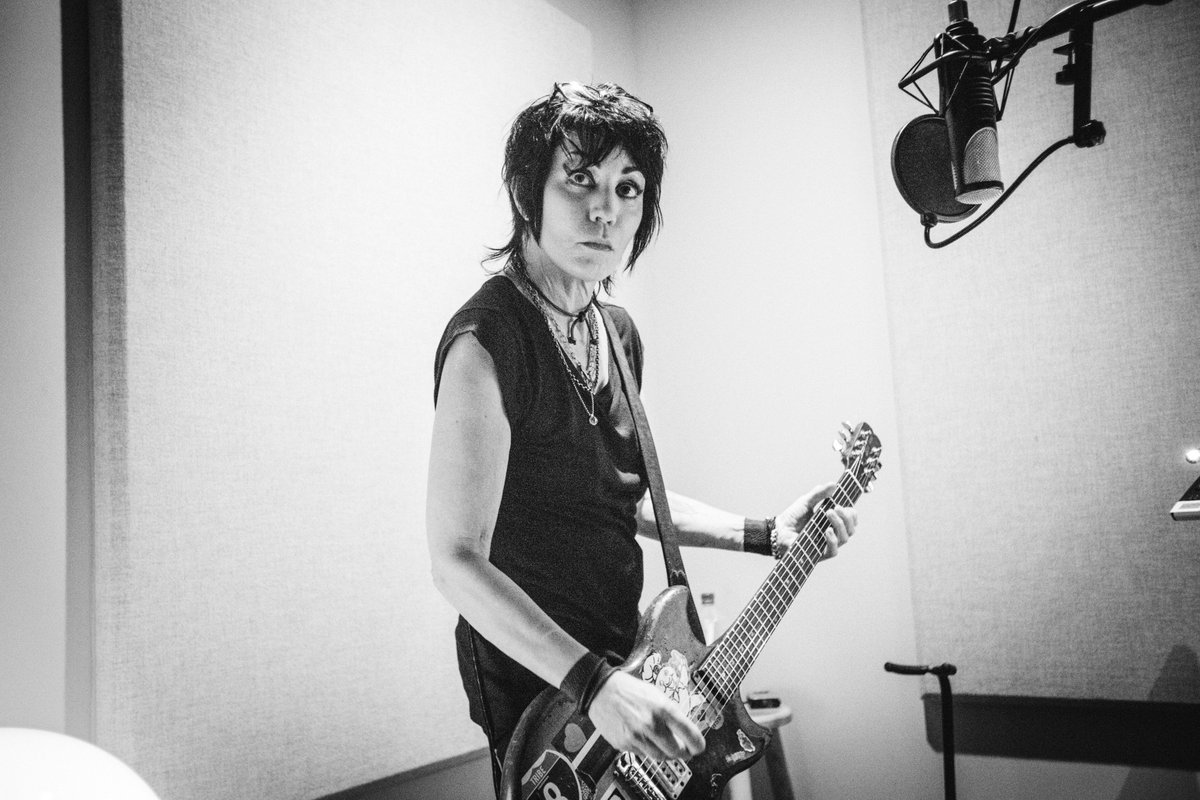 The legendary @joanjett & The Blackhearts rocked the  boo#SpotifySinglesth with a new version of Fresh Start and a cover of Androgynous by  🎸 @TheReplacementshttps://t.co/2QNNE8wUXJ