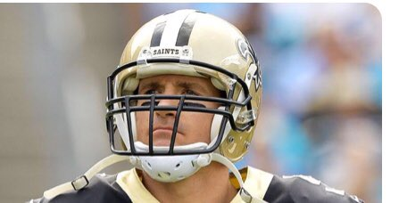 Happy Birthday Drew Brees. It may be your last after the come for you next season!