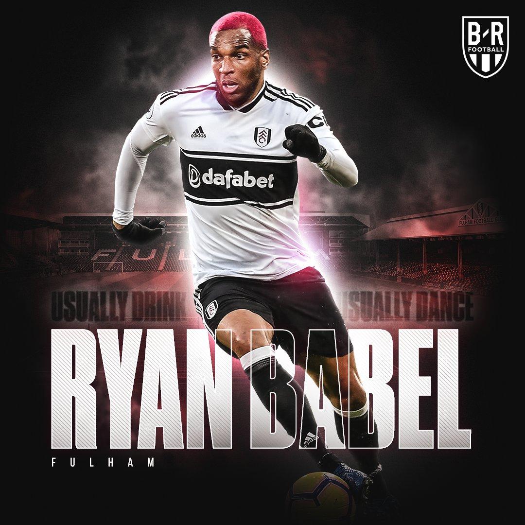 RT @brfootball: OFFICIAL: Ryan Babel is a Fulham player! ⚪ https://t.co/bZ4OnDlpm5