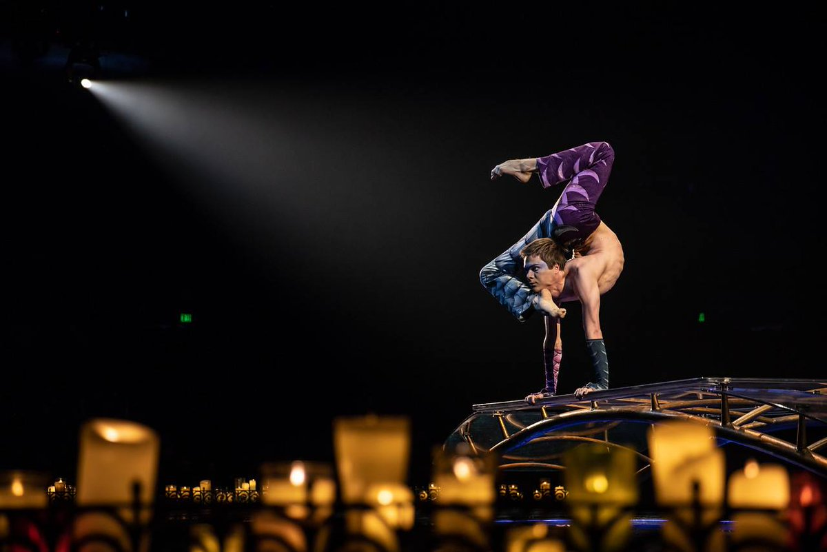 RT @Cirque: Can you integrate this move in your #yoga routine?  🧘🏻♂️ #LUZIA https://t.co/Tw6MssOEHU