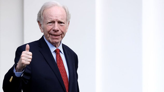 Joe Lieberman is now lobbying for a firm he once called a 'national security threat,' and he represents everything that's wrong with Washington D.C. https://t.co/HfFW0eTYbR