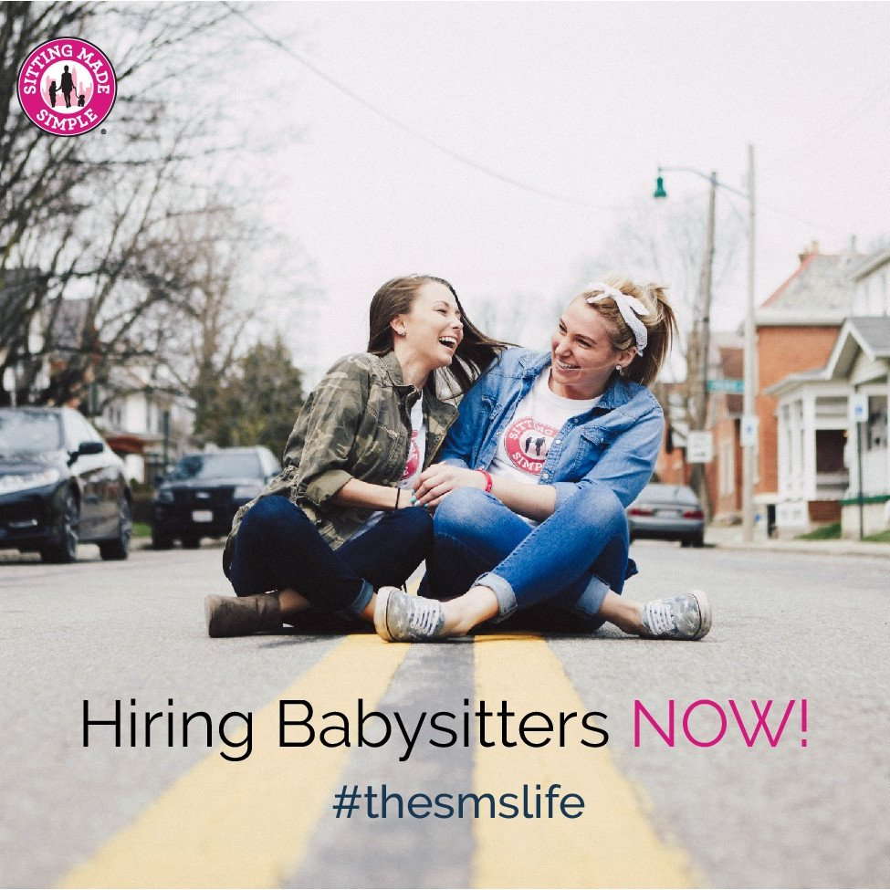 Do you know a local college student who would be a great sitter for SMS® Indy? 😄 Click this link to take you right to the application! Apply NOW!   #smsfranchise #smssitter #butler #uindy #iupui #smslife #indy
