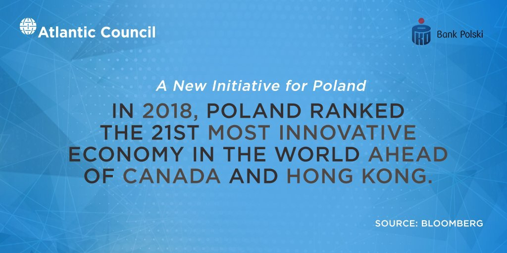 Tomorrow! Polish Prime Minister @MorawieckiM kicks off Atlantic Council-@PKOBP cybersecurity conference to highlight Poland's potential to become a powerhouse on cyber issues in Europe. #ACcyber  Learn about the agenda: http://bit.ly/2Hdo7tZ  Stream: http://bit.ly/2AQ5aYF