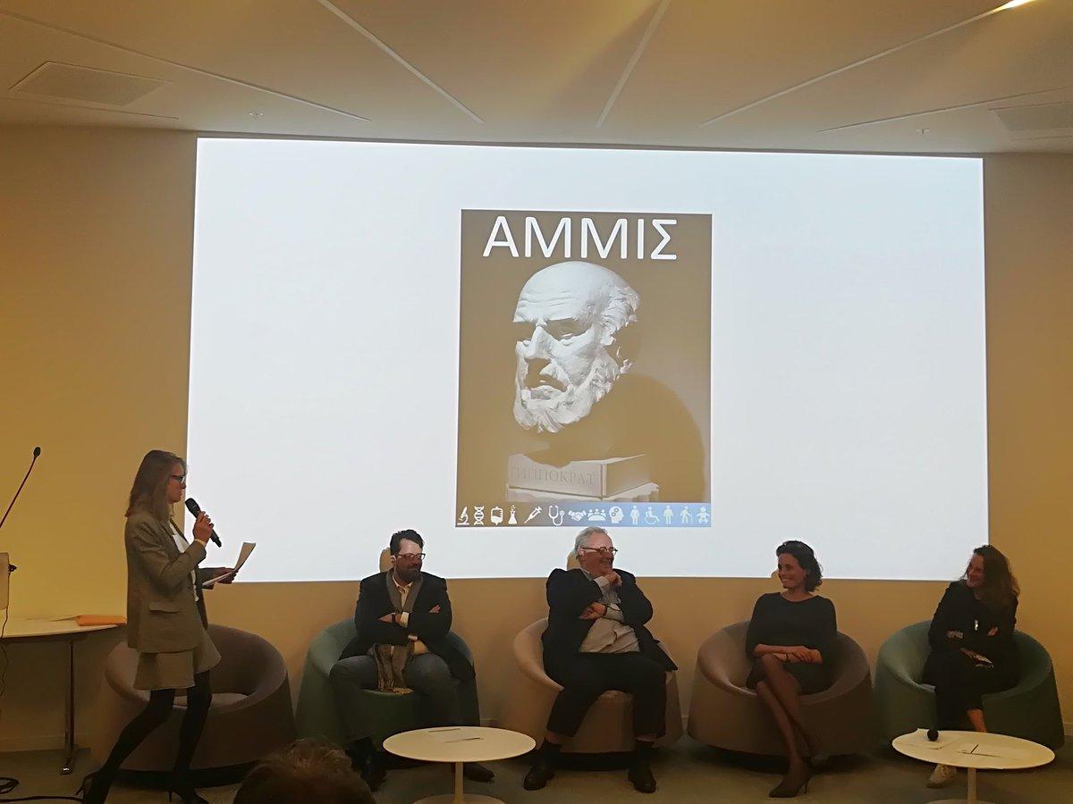 Conclusion par Anne Marie Masquelier de la première réunion de @Asso_AMMIS