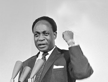 Dr. Kwame Nkrumah was both a Prime Minister and President. He is the only African to have been the President of two countries (Ghana and Guinea). In 1966, then Guinean President, Ahmed Sékou Touré made him Co-President after he was overthrown as Ghana&#39;s President on Feb 24, 1966. <br>http://pic.twitter.com/Wa65rlgXeu