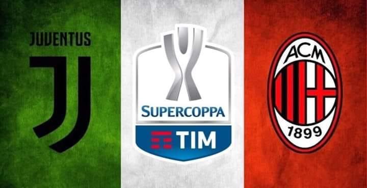 Finale della Supercoppa Italiana fra la Juventus e il Milan. Le due squadre si incontreranno domani sera per la terza volta in una finale di Supercoppa Italiana. I precedenti due incontri si sono conclusi entrambi in paritá 1-1 con una coppa a testa.   https://www.facebook.com/events/256480491914649/…