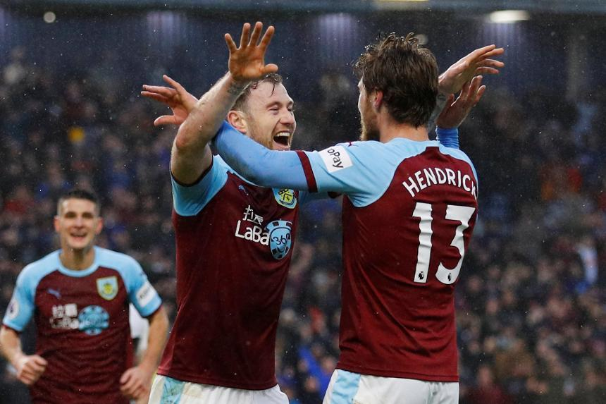 Burnley made #PL history when they beat Fulham without a shot on target ➡️ preml.ge/7DJKUE