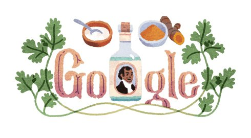 Dig into today&#39;s #GoogleDoodle honoring Sake Dean Mahomed, a man of many talents who built cultural connections between India and England – including opening the country&#39;s first Indian restaurant →  http:// goo.gl/y8b936  &nbsp;   <br>http://pic.twitter.com/WOFQ3kSQYN
