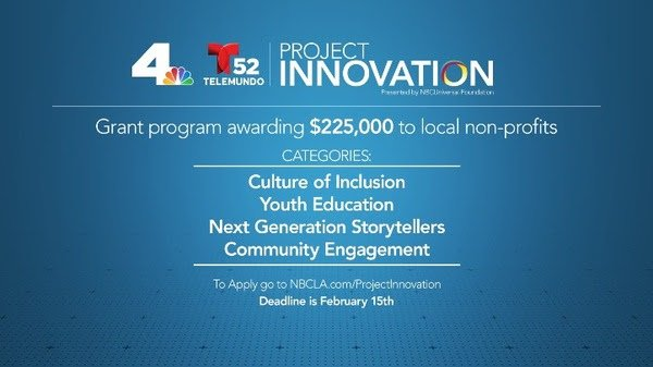 Project Innovation: Money for Non-Profits With Great Ideas