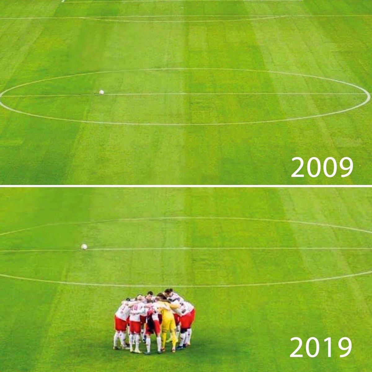 🤔 Wisst ihr noch vor 10 Jahren?  #10YearChallenge #DieRotenBullen 🔴⚪️