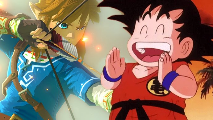 Here's how #TheLegendOfZelda might have looked if #DragonBall's creator gave it an anime:   http:// bit.ly/2AXLMcv  &nbsp;  <br>http://pic.twitter.com/jXh0pC2KMM