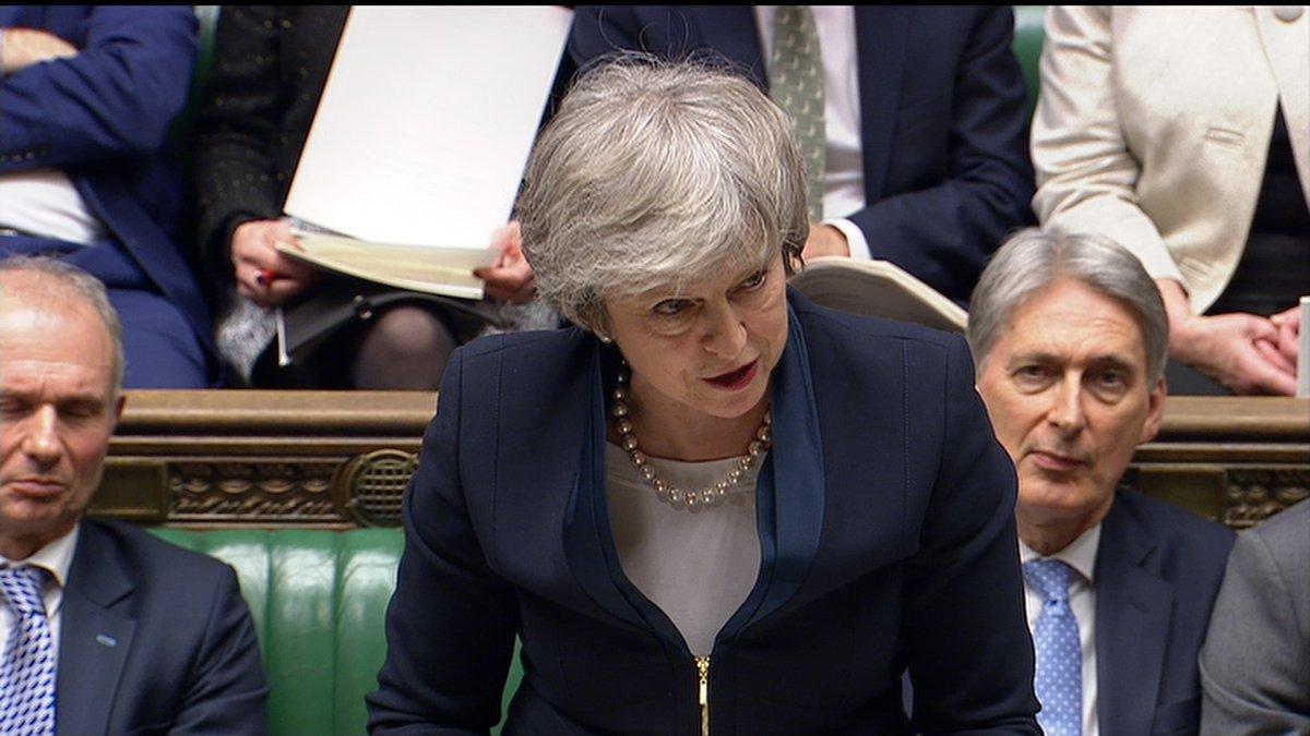 Theresa May's EU deal rejected by Parliament https://t.co/7VWjJT7v5c #BrexitDebate
