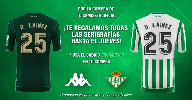 d12c519b7 Real Betis Balompié on Twitter