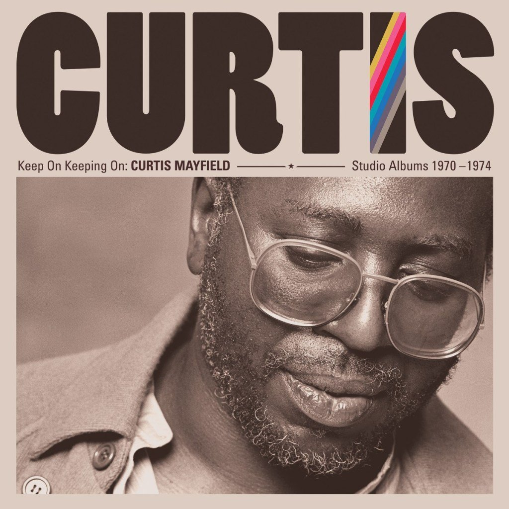 Move On Up: @CurtisLMayfield Albums Collected on &quot;Keep On Keeping On&quot; from @Rhino_Records  https:// theseconddisc.com/2019/01/move-o n-up-curtis-mayfield-albums-collected-on-keep-on-keeping-on/ &nbsp; … <br>http://pic.twitter.com/HzTKA9d6Sm