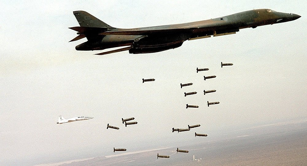 .@usairforce escalated bombing campaign on #Taliban by 35% in November https://t.co/auZ5D3qFVm #Afghanistan