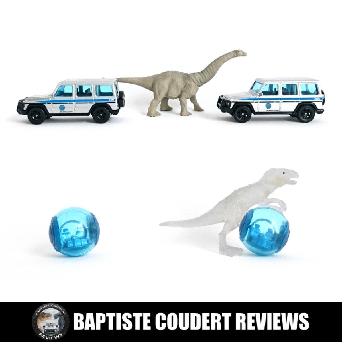 Welcome to Jurassic World ! @Mattel @MATCHBOX_WORLD #Mattel #Matchbox #JurassicWorld #MatchboxJurassicWorld #JurassicPark #FallenKingdom #MercedesBenz #G550  #Gwagon #Gclass #JurassicWorldGclass #Gyrosphere #Dinosaurs #Apatosaurus #Indominusrex