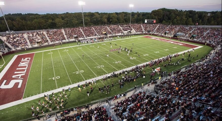 BLESSED to receive my Fourth Division 1 Offer from Southetn Illinois University  #Blessed @17NickHill @JuCoFootballACE<br>http://pic.twitter.com/Q5sEkEXkiF