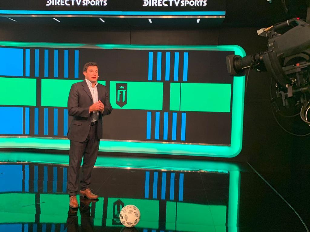⚽🔥 Se viene un programón de #FutbolTotalDIRECTV con todo lo que dejó la Copa Del Rey.  Conduce @FDVENE a las 20:30hs por los C610/1610HD y DIRECTV Play http://link.dtvla.com/65ce23b0