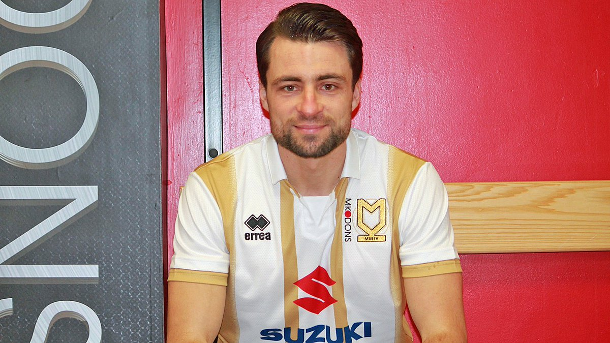 "🗣 ""I've been very fortunate to have enjoyed success during my career and I want more - hopefully I can play my part in bringing that to the Club'  New signing Russell Martin hopes to add to his four promotions while with #MKDons 👉 https://t.co/uJcPd4svN1"