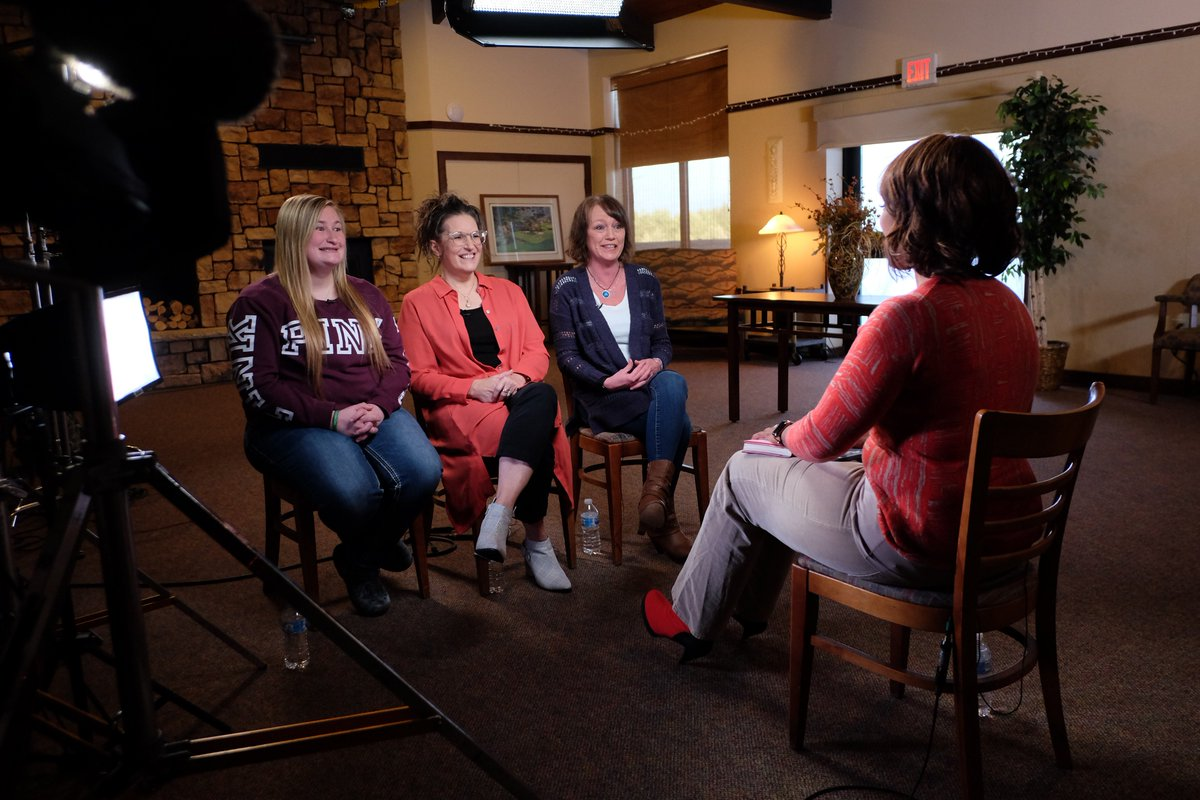 NEW: @GayleKing just sat down with the family of 13-year-old Jayme Closs, who was missing for 3 months in Wisconsin.   Monday only on @CBSThisMorning. #JaymeStrong<br>http://pic.twitter.com/naCtl2pJsq
