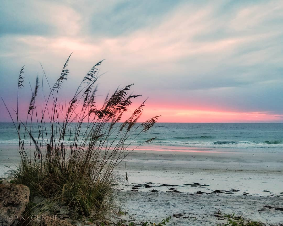 We&#39;re looking at winter through rose-colored sunsets. #LoveFL  : IGER pinkgemlife - Anna Maria Island <br>http://pic.twitter.com/jKMy88rdJI