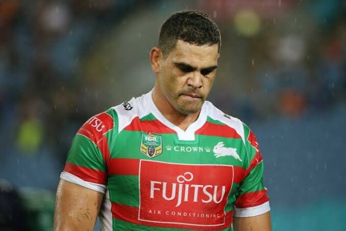 Rabbitohs star Greg Inglis escapes conviction & is placed on 18 month bond for drink driving. @7NewsSydney Photo