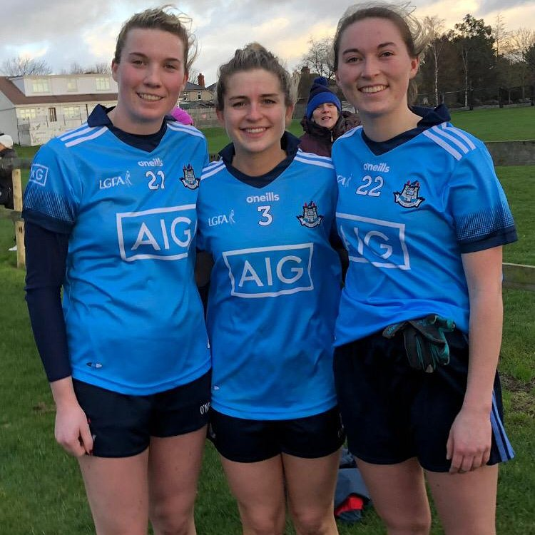 Cuala Gaa On Twitter We D 3 Cuala Ladies Lining Out In The Dublinladiesg Dub Stars Senior Team Today Congrats Jennifer Dunne Martha Byrne And Eimear Loughlin Cualagirlsinblue Dubstars Https T Co 4fefvnmwpk