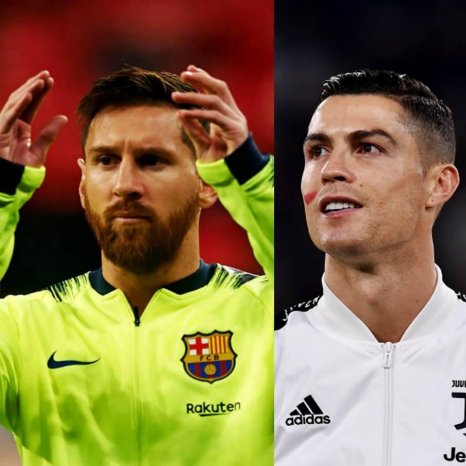 Cristiano Ronaldo's photo on Lionel