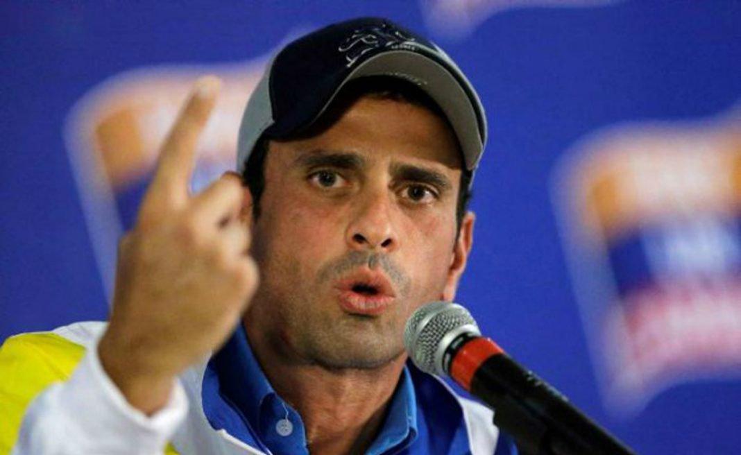 Resultado de imagen para henrique capriles twitter