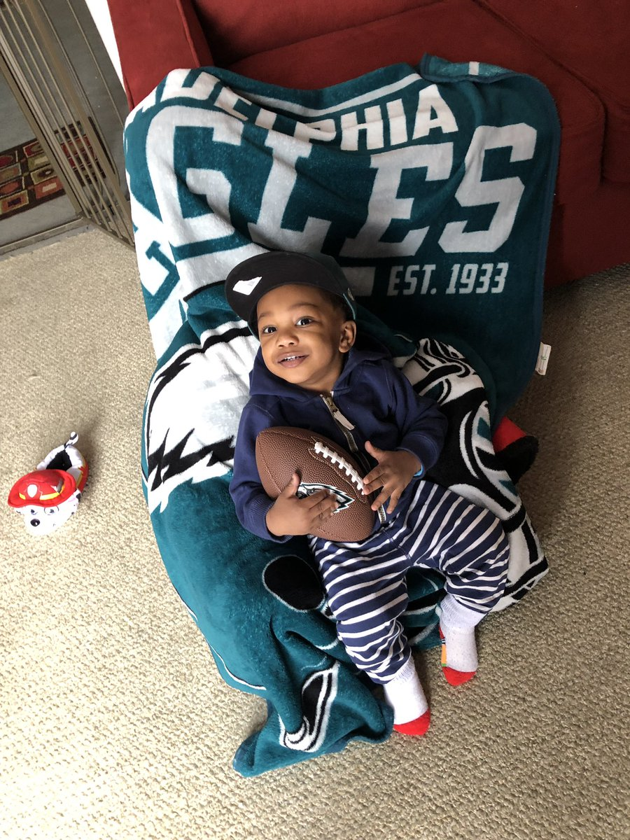 #FOX29GoodDay  TJ Getting ready for the game <br>http://pic.twitter.com/PX13cSmmcs