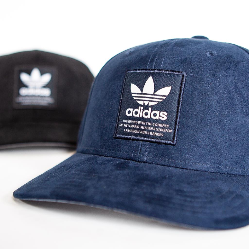8524a560b3 Complete your fit with an adidas hat | Tons of styles & colors in stores &.  Share + Info. champssports