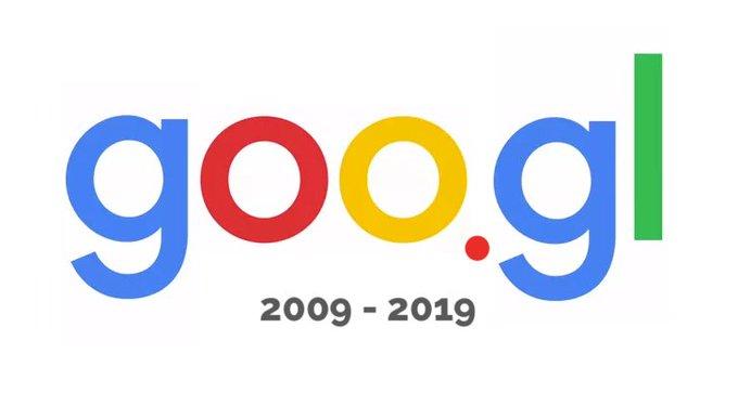 Google ستغلق خدمة تقصير الروابط الشهيرة بعد شهر تقريباً، لذلك أنصح أن تبدأ باستخدام بديل لها من اليوم إذا احتجت لتقصير أي رابط مستقبلاً، ومن البدائل المقترحة: ภาพถ่าย