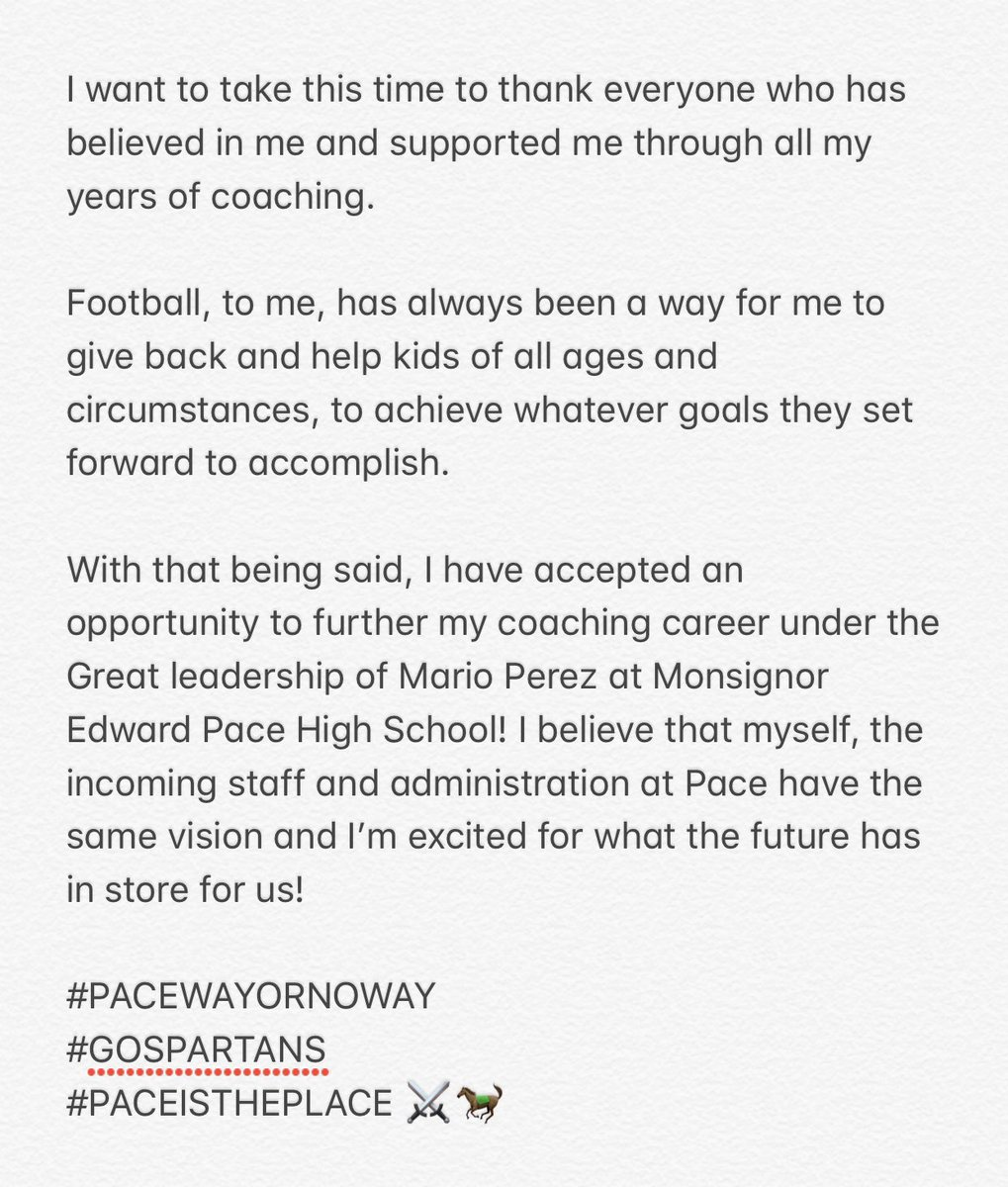 #NEWCHAPTER #PACEISTHEPLACE #PACEWAY #SPARTANBOYS #300