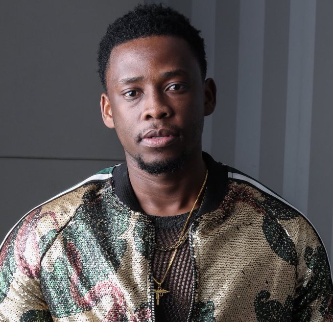 This guy Wiseman Mncube is such a brilliant Actor. There is something about him and his one of the anointed ones. Much respect🙏🏾 #eHostela #EHostelaMzansi Photo